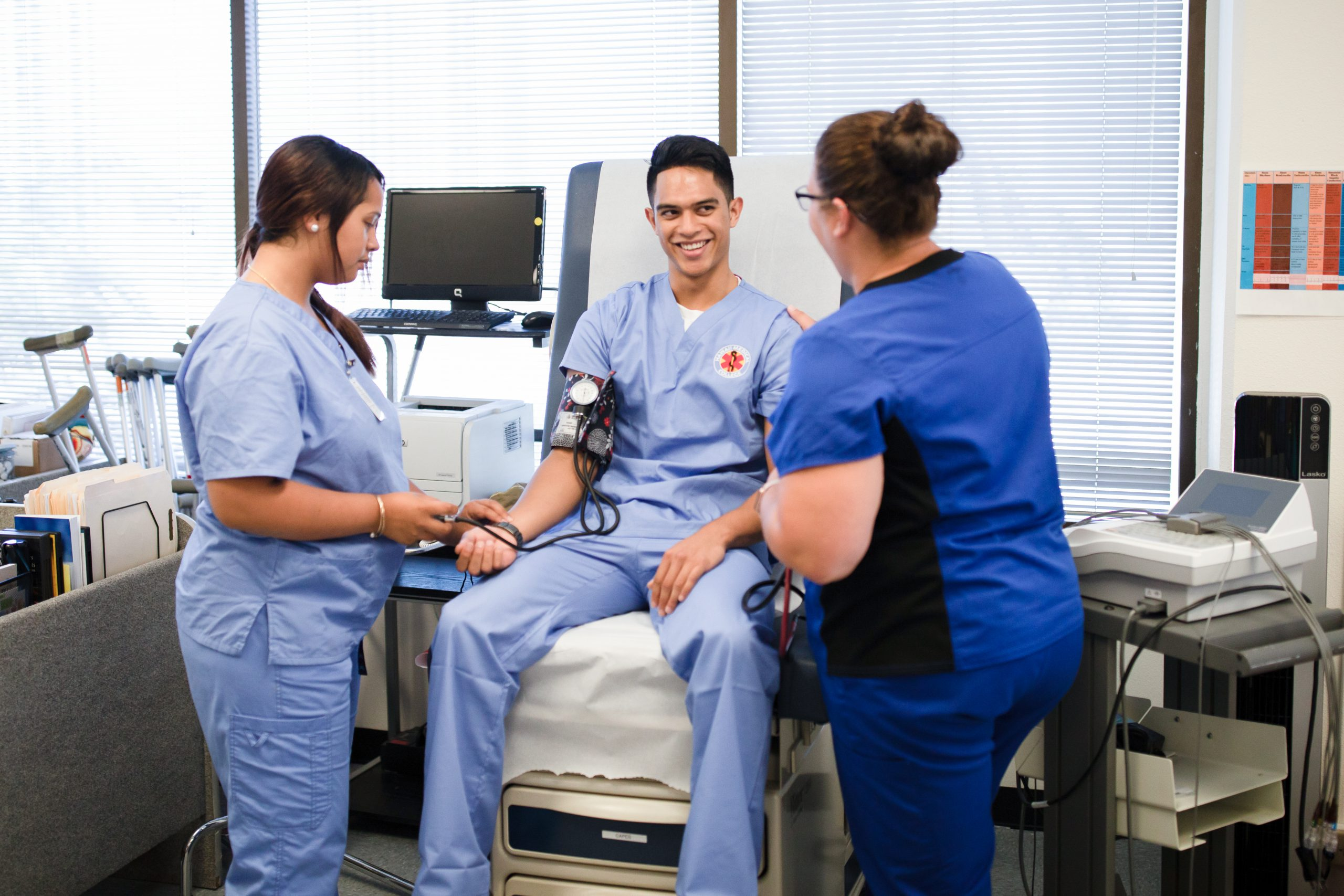 Hawaii Medical College Clinical Medical Assistant
