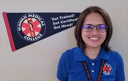 Hawaii Medical College Julie Bannister